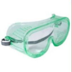Radians Perforated Safety Goggle GGP111ID Clear Anti-Fog