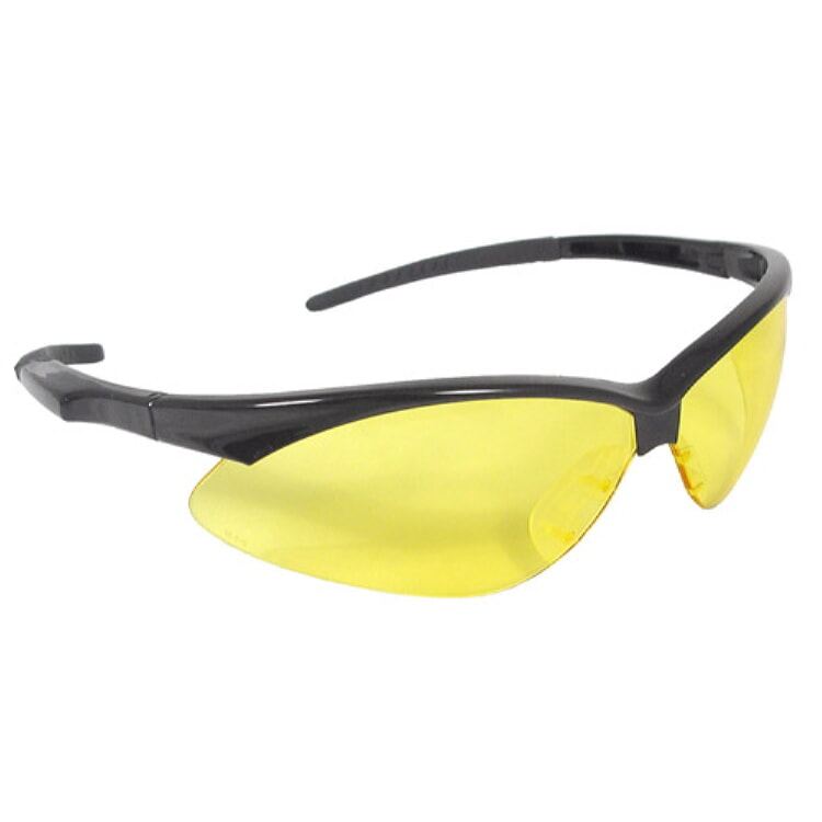 Radians Rad-Apocalypse Safety Eyewear AP1-40 Amber