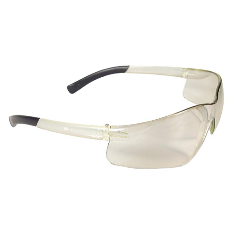 Radians Rad-Atac Safety Eyewear ATS-90 Indoor/Outdoor