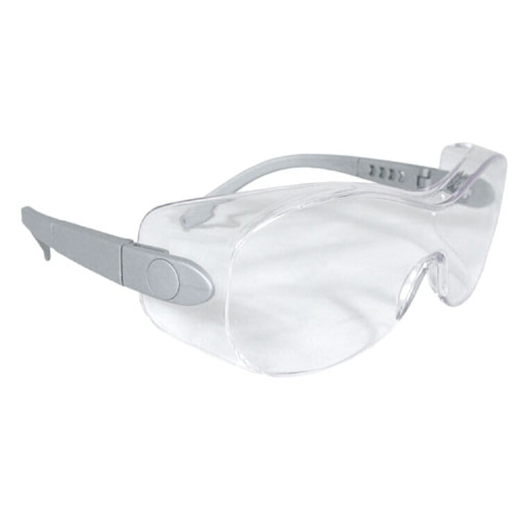 Radians Sheath OTG Safety Eyewear SH6-11 Clear A/F