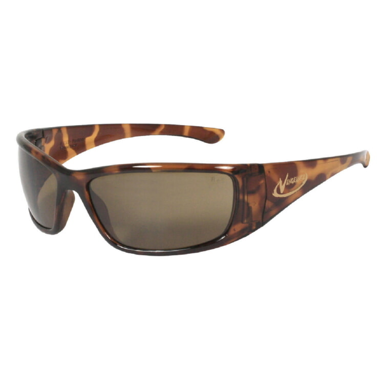 Radians Vengance Safety Eyewear VG3-P Brown Polarized