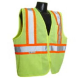 Two Tone Safety Vest