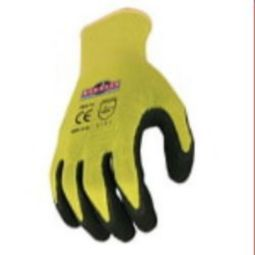 Radians  RWG10 Hi-Viz Dipped Work Glove