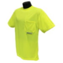 Radians ST11-NPGS Non-Rated Safety T-shirt-Green