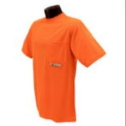 Radians ST11-NPOS Non-Rated Safety T-shirt-Orange