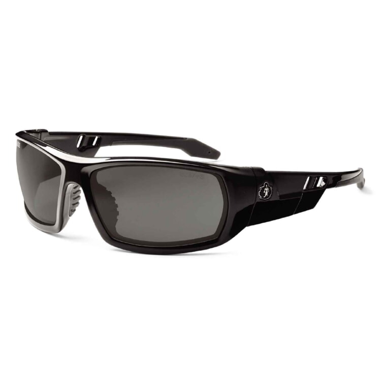 Ergodyne 50031 ODIN Skullerz® Odin Safety Glasses - Polarized Smoke Lens