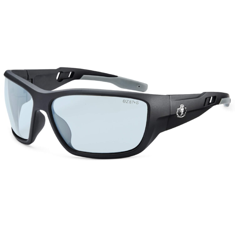 Ergodyne 57480 BALDR Skullerz® Baldr Safety Glasses - In/Outdoor Lens