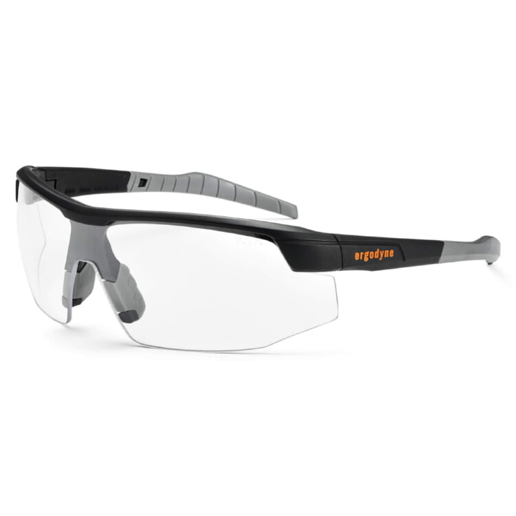 Ergodyne 59003 SKOLL Skullerz® Sköll Safety Glasses - Anti-Fog Clear Lens