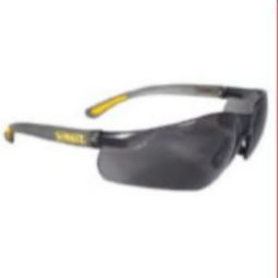 DEWALT DPG52-2D Contractor Pro Safety Glasses - Smoke Lenses