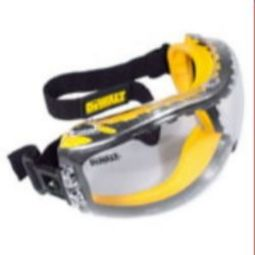 DeWalt DPG82-11 Concealer Safety Goggle - Clear Anti-Fog
