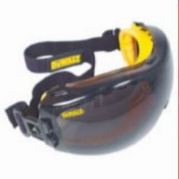 DeWalt DPG82-21 Concealer Safety Goggle - Smoke Anti-Fog