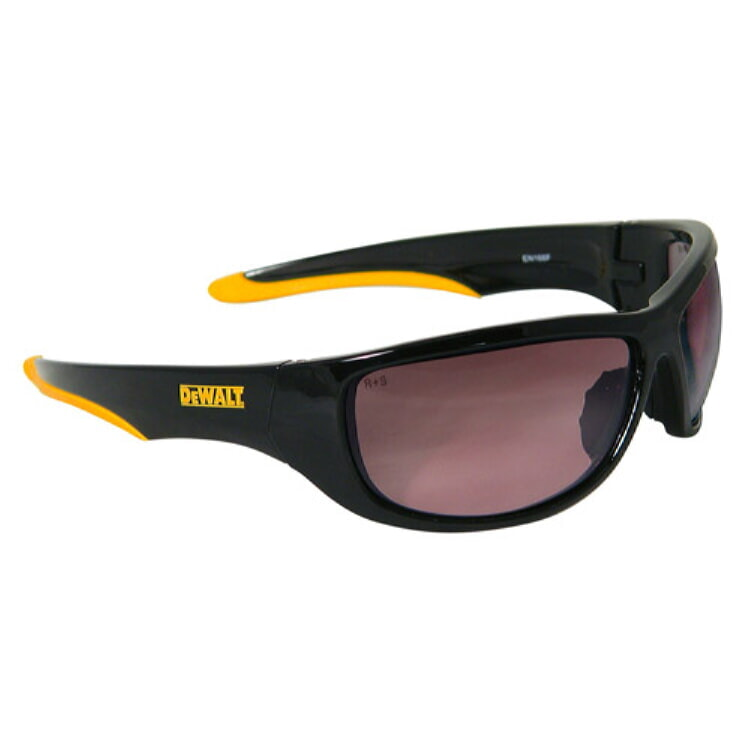 DeWALT® DPG94-GLD Dominator Safety Glass - Brown Gradient Lenses