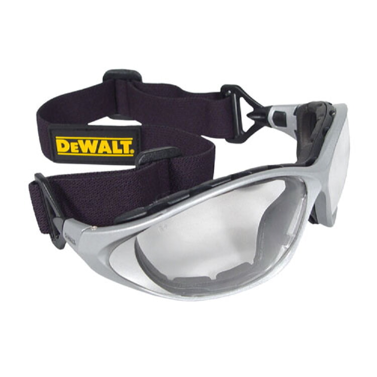 DeWALT® DPG95 Framework Safety Glass DPG95-11D Clear Anti-Fog