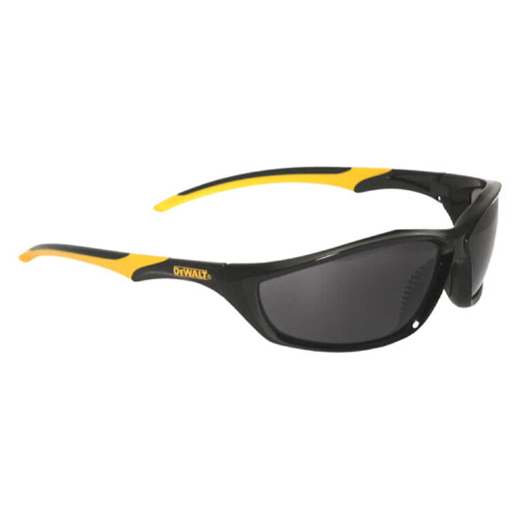 DeWALT® DPG96-2D Router Safety Glasses - Smoke Lenses