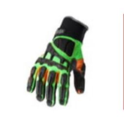 Ergodyne ProFlex 925F(x) Dorsal Impact-Reducing Gloves Lime