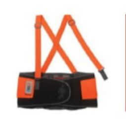 Ergodyne ProFlex 100 Economy Back Support - Hi-Vis Orange