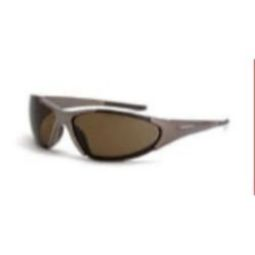 Crossfire Core polarized HD brown lens, mocha brown frame