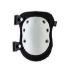 Ergodyne ProFlex 315 Long Textured White Cap Knee Pad - Buckle