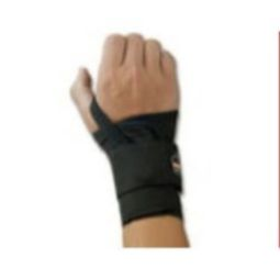Ergodyne ProFlex 4000 Single Strap Wrist Support - Black