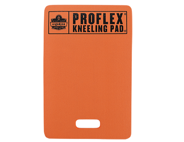 Ergodyne ProFlex 380 Standard Kneeling Pad 14x21in Orange