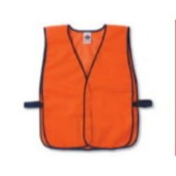 Ergodyne GloWear 8010HL Non-Certified Economy Vest - Orange