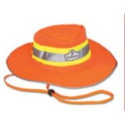 Ergodyne GloWear 8935 Class Headwear Hi-Vis Ranger Hat - Orange