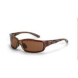 Crossfire Infinity HD brown polarized lens, crystal brown frame