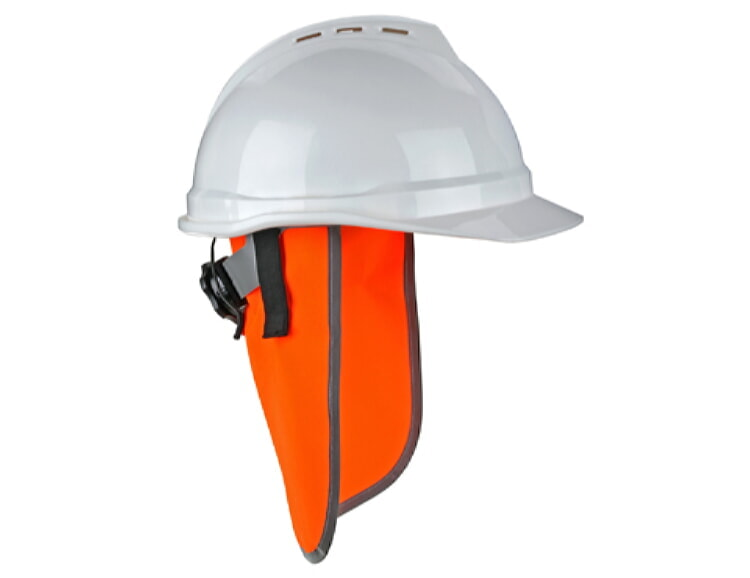 Ergodyne GloWear 8006 Hi-Vis Neck Shade - Orange