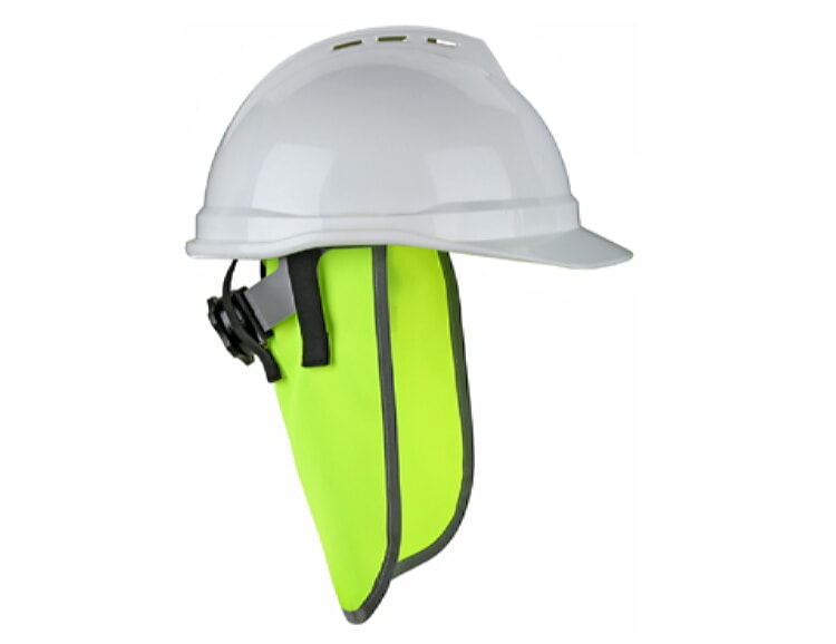 Ergodyne GloWear 8006 Hi-Vis Neck Shade - Lime
