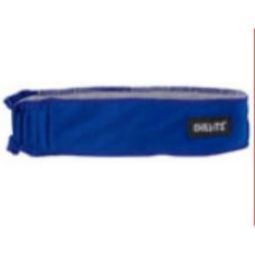 Ergodyne Chill-Its 6605 High-Performance Headband - Blue