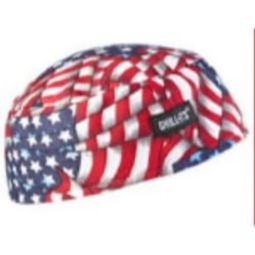Ergodyne Chill-Its 6630 High-Performance Cap - Stars/Stripes