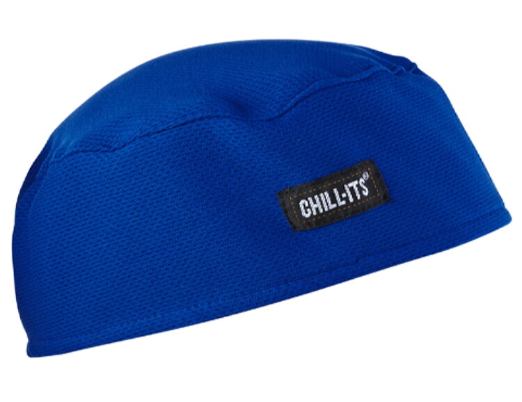 Ergodyne Chill-Its 6630 High-Performance Cap - Blue