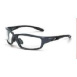 Crossfire Infinity Clear Lens Shiny Pearl Grey Frame