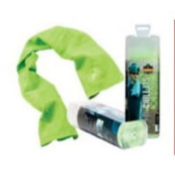 Ergodyne Chill-Its 6602 Evaporative Cooling Towel - Hi-Vis Lime