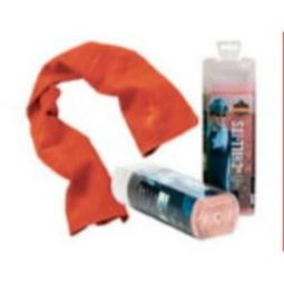 Ergodyne Chill-Its 6602 Evaporative Cooling Towel - Orange