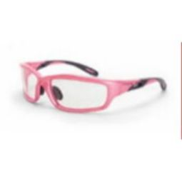 Crossfire Infinity Clear Lens Pearl Pink Frame