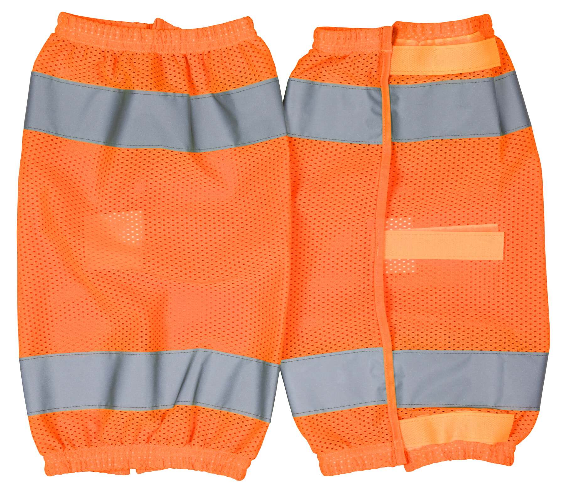 MCR River City CLEGMO CLASS E GAITERS, Mesh Orange  Adjustable