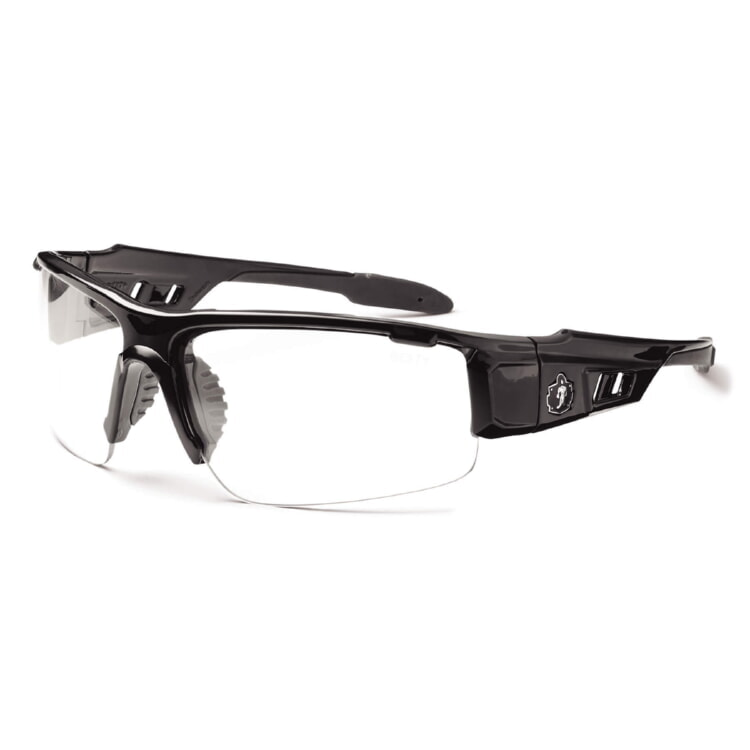 Ergodyne 52003 DAGR Skullerz® Dagr Safety Glasses - Anti-Fog Clear Lens