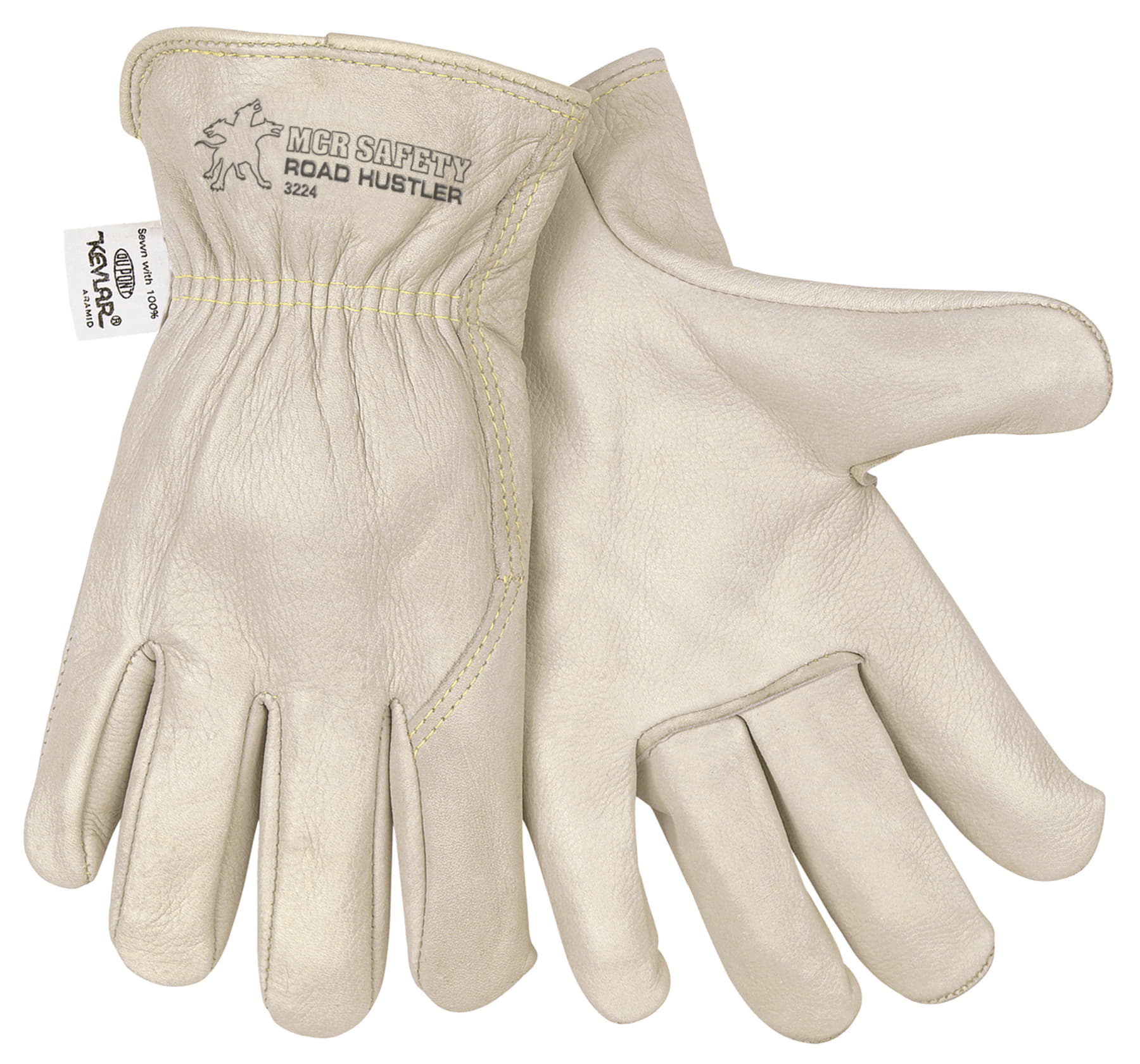MCR Safety 3224 Cowhide Leather glove