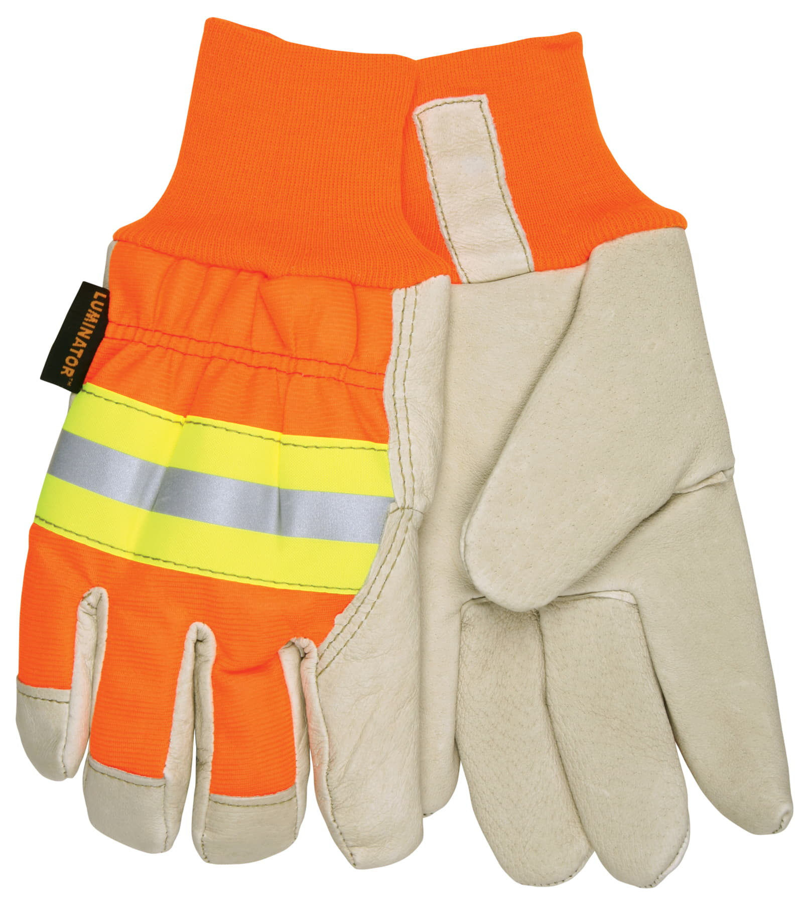 MCR Safety 3440 Pigskin Leather glove