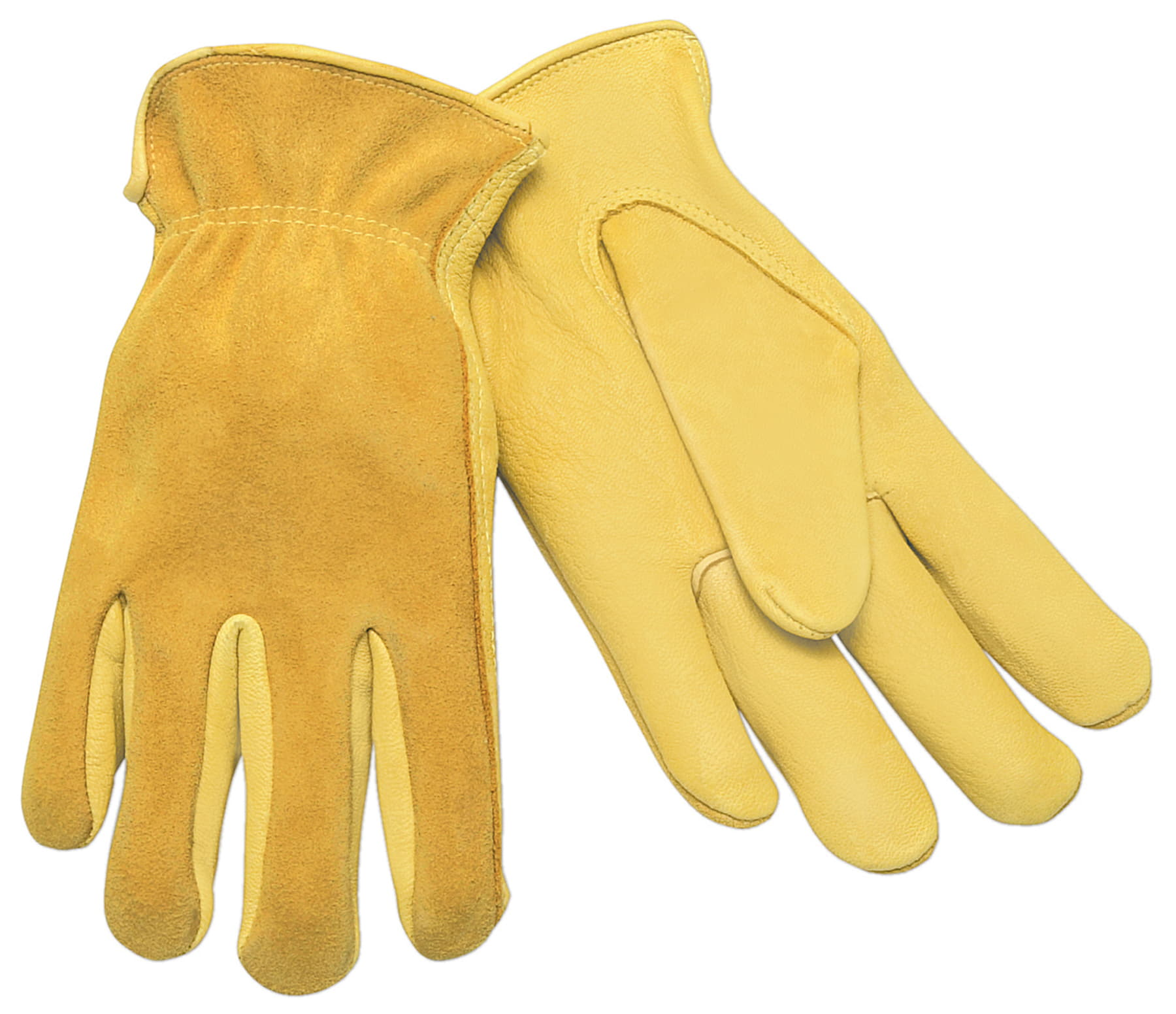 MCR Safety 3505 Deerskin Leather glove