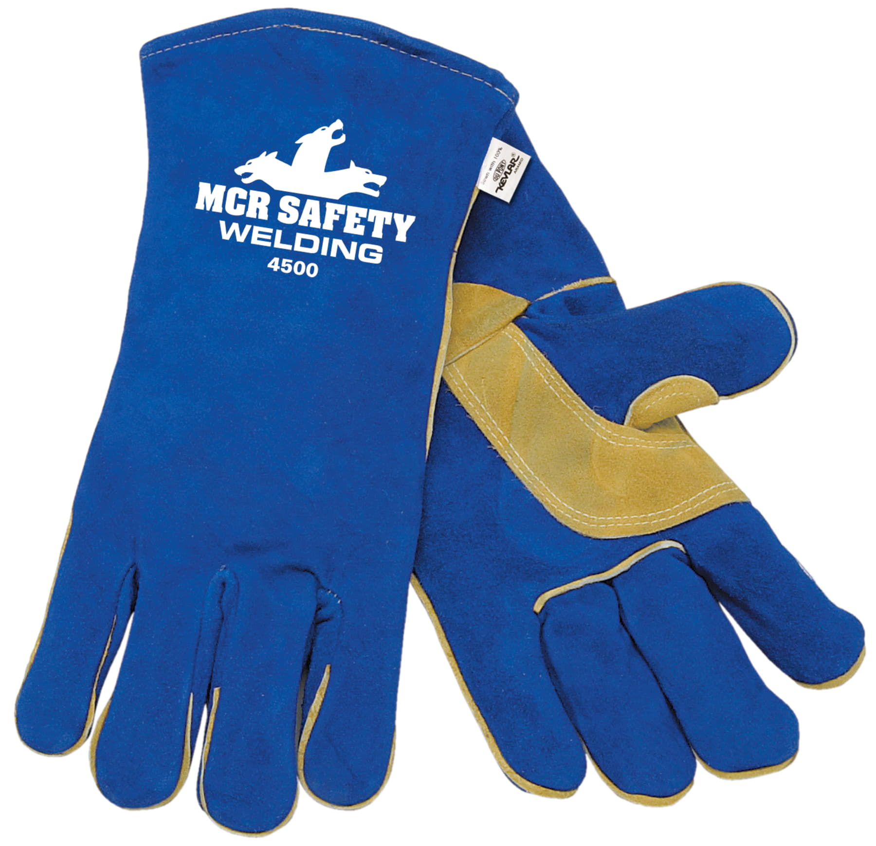 MCR Safety 4500 Cowhide Leather glove