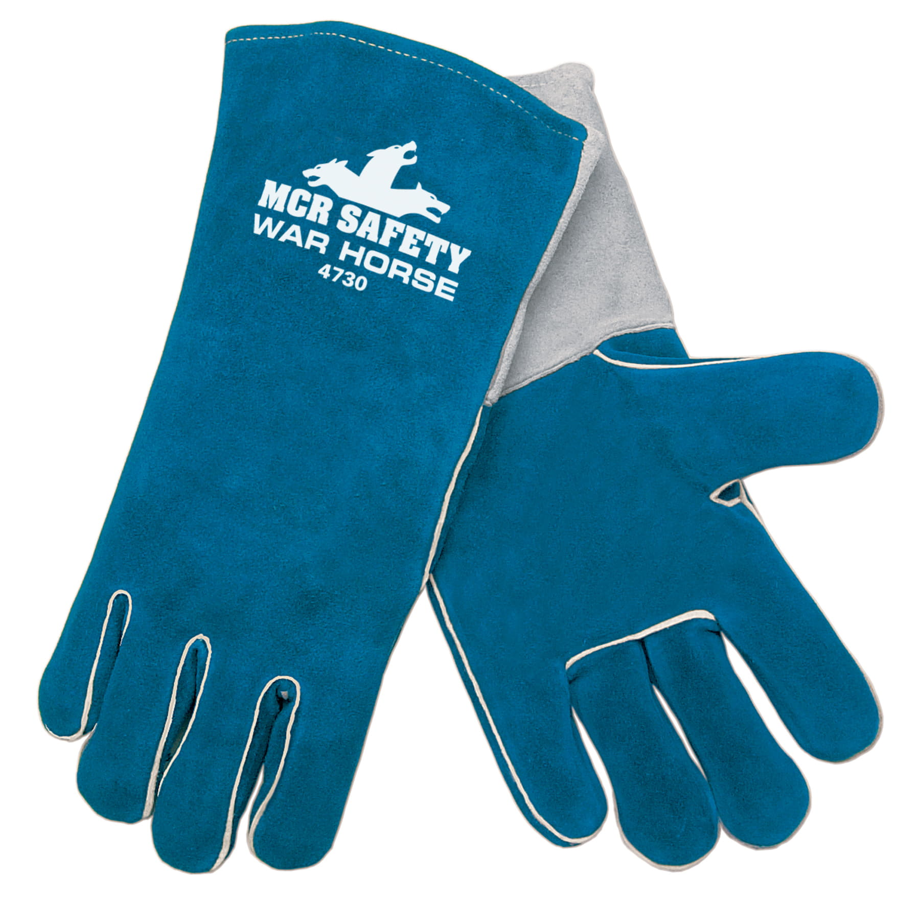 MCR Safety 4730 Cowhide Leather glove - Size: X-Large