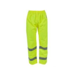 Neese 91001-10-1-LIM Air Tex High Visibility Pants Waterproof ,Windproof and Breathable