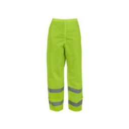 Neese UN486-16-1-LIM High Visibility Police Reversible Jacket Lime Green