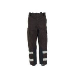 Neese UN599-16-1-BLK Black Lightweight Breathable Responder Trousers