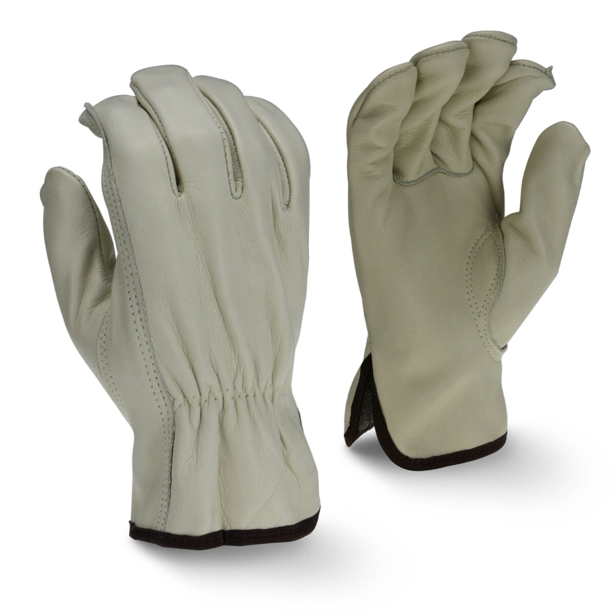 Radians RWG4420 Premium Grain Cowhide Leather Driver Gloves