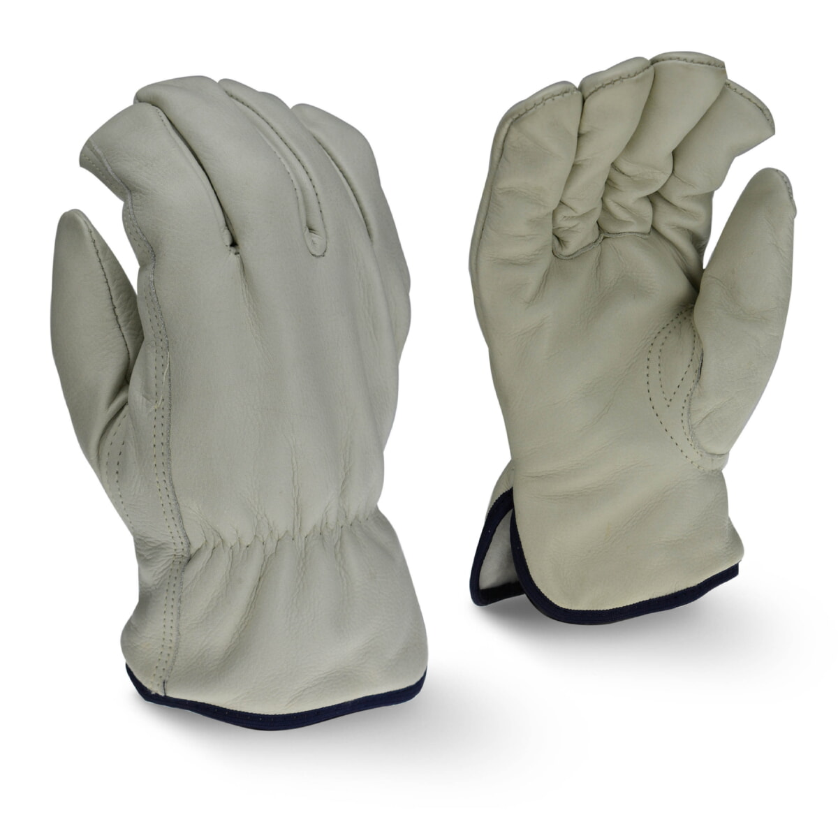 Radians RWG4425 Premium Grain Cowhide Leather Driver Gloves