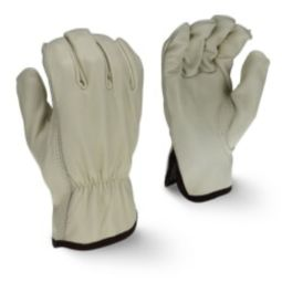 Radians RWG4220 Standard Grain Cowhide Leather Driver Gloves