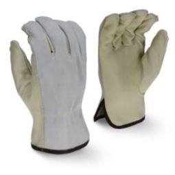 Radians RWG4421 Premium Grain Cowhide Leather Driver Gloves